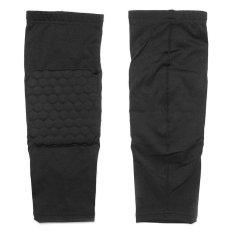 M & C Protector Guard Gear Leg Lutut Basket Football (M)-Intl