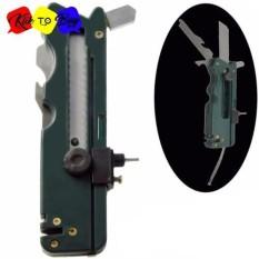 Many Functions Cutter - Pisau Potong 20 Fungsi - Alat Pemotong Kaca/Keramik Waterpass - 1Pcs