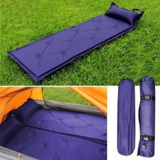 Matras Angin Camping Piknik Hiking Ringan Empuk Tebal