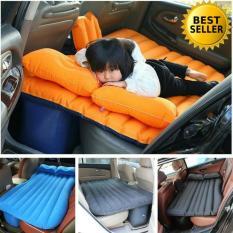 Matras Kasur Mobil Car Matres Praktis Bisa Tidur Di Mobil + Free Pompa & Bantal