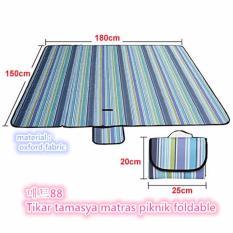 Beli Matras Piknik Foldable Seken