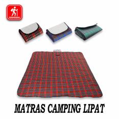 Matras Piknik Tikar Multifungsi Alas Tenda Camping Bahan Oxford Fabric Jawa Barat Diskon