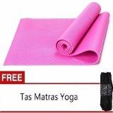 Toko Matras Yoga Hot Pink Lengkap Dki Jakarta