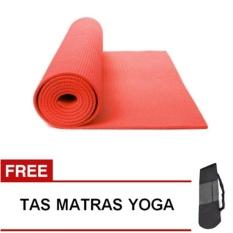 Matras Yoga Peach Indonesia