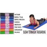 Jual Matras Yoga Yoga Mat 61X173X6Mm Dki Jakarta
