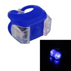 Maxxio Lampu LED Sepeda Safety Lighting Silikon waterproof