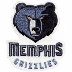 Beli Barang Memphis Grizzlies Tim Utama Logo Patch Intl Online