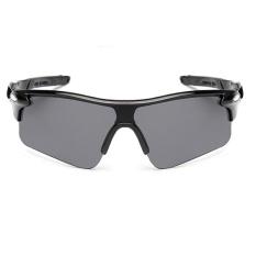 Pria Wanita Bersepeda Kacamata UV400 Olahraga Luar Ruangan Kacamata Mata Tahan Angin Sepeda Sepeda Motor Goggles Kacamata-Intl