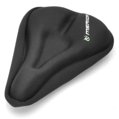 Merida Sepeda Sepeda Bersepeda Soft Breathable 3D Silicone Saddle Cushion Seat Cover Intl Promo Beli 1 Gratis 1