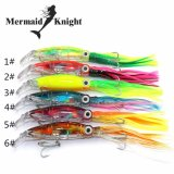 Beli Mermaidknight Buatan Fishing Tackle 6 Warna 40G Bait Colorful Beard Octopus Baru 1 Pcs 14 Cm Beard Lures Fishing Lure Jig Kepala Gurita Umpan Internasional Lengkap
