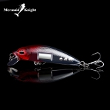 Review Mermaidknight Umpan Pancing 6 5 Cm 14 G Swimbait Crankbaits Umpan Keras Merah F International Terbaru