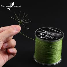 Spesifikasi Mermaidknight Super Pe 300 M 8 Wire Multifilament Line Lure Braided Cord For Fishing Linha De Pescar Perahu Laut And Pantai Fishing 28Mm Intl Paling Bagus