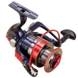 Review Terbaik Metal Rocker Arm Smooth High Hardness Gear Spinning Reel Spinning Wheel Fishing Gear Fishing Reel Specification Am4000