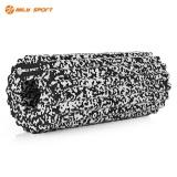 Mily Sport Otot Kaki Kepadatan Tinggi Ringan Yoga Epp Foam Roller Untuk Gym Pijat Peregangan Hitam Dan Putih Intl Original