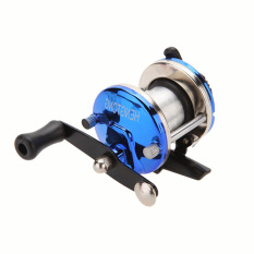 Reel Pancing Mini 3.6: 1 Can For Tangan Kanan/kiri Alat Pancing Umpan Casting For Fishing With 28-30lbsbonus: Pancing 70 M