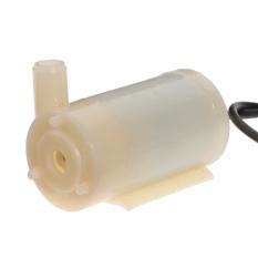 Mini Bisa Diramalkan Bomba De Agua DC 3 V 120L/H 1.1 M Baru Jardin De Fuente Semprot