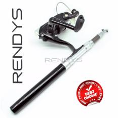 Mini Portable Extreme Pen Fishing Rod Length / Pancing Pena Panjang 1 m