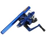 Beli Mini Portabel Teleskopis Fishing Rod Biru Kredit Hong Kong Sar Tiongkok