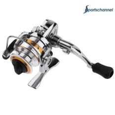 Toko Jual Mini Zinc Alloy 4 3 1 Spinning Fishing Reel 2 Bearing Fishing Wheel Gear Intl
