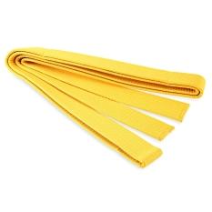 Mobil Kecil Karate Seni Bela Diri Taekwondo Sabuk Kuning (Color: Kuning)-Intl
