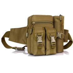 Jual Molle Utilitas Pouch Fishing Pinggang Paket 900D Kettle Bag Peralatan Taktis Aksesoris Tiongkok Murah