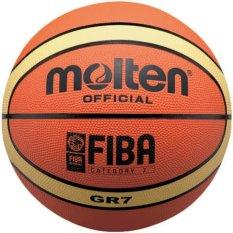 Jual Molten Bola Basket Bgr7 Jingga Indonesia