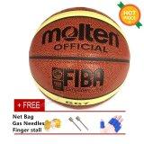 Harga Molten Gg7 Ukuran 7 Bola Basket Ray Allen Outdoor Latihan Pu Kulit Bola Basket Dengan Bola Basket Bersih Pin Jarum Intl Seken
