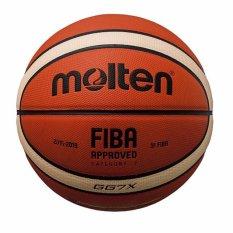 Beli Molten Gg7X Fiba Disetujui Kulit Komposit Basketball Free Gas Inflator Dan Net Bag Intl Murah Tiongkok