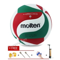 Toko Molten Soft Touch Volleyball Vsm4500 Size5 Match Quality Volley Bola Intl Oem Online