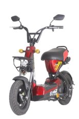 Harga Momentum Sepeda Listrik 350 Watt 48V 12A Merah Dan Spesifikasinya