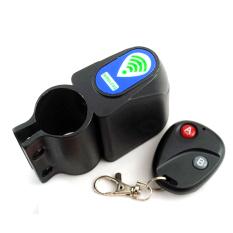 Kualitas Moonar Sepeda Wireless Remote Mengendalikan Anti Pencurian Alarm Sensor Getaran Kejut Alertor Keamanan Sepeda Moonar