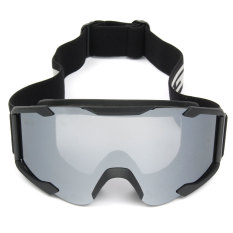 Motorcross kacamata sepeda motor off road ATV Quad Eyewear helm anti sinar UV Hitam mhestore2009