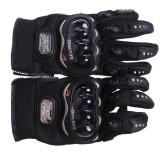 Spesifikasi Motocross Balap Bersepeda Motor Pelindung Layar Sentuh Penuh Finger Sarung Tangan Intl Yang Bagus