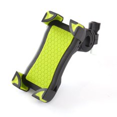 Promo Motor Bike Bicycle Handlebar Mount Holder Untuk Ponsel Smartphone Intl Di Hong Kong Sar Tiongkok