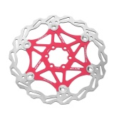 Beli Mountain Bike Mtb 180Mm Float Floating Disc Brake Rotor Cycling Bicycle Red Intl Murah Tiongkok