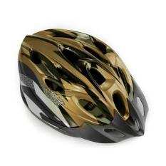Mountain Road Race Sepeda Bersepeda Keselamatan Helm Pria dan Wanita + Visor L