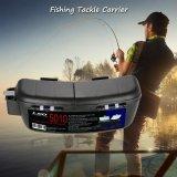 Harga Multifungsi Portable Fishing Bait Tackle Kotak Box Penyimpanan Pinggang Carrier Lure Reel Pemegang Wadah Kotak Utilitas Case Fishing Hooks Dengan Kekuatan Tinggi Hot Kotak Pinggang Sabuk Multi Loader Yang Bagus