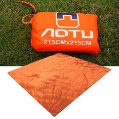 Multifungsi Waterproof Picnic Mats 420D Oxford Kain Tenda Moisture-proof Pad-Intl