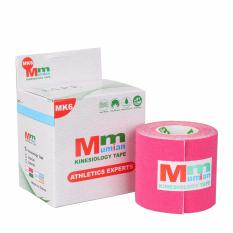 Mumian Kinesio Tex Tape Athletic Tapes Kinesiology Sport Taping Strapping Knee Muscle Kinesiotape MK6 3M Pink