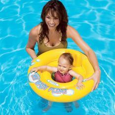 My Baby Float Ring Intex Pelampung Renang Bayi
