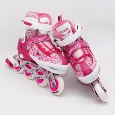 Naga Sepatu Roda ( 8 Ban Full Flash ) 115B