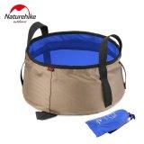 Spesifikasi Naturehike 10L Ultralight Air Kolam Nilon Ultra Portabel Lipat Wash Bag Intl Murah