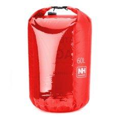 Jual Mega Fancy Bag Go Green Bag 60L Merah Termurah