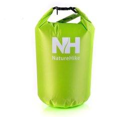 Review Naturehike Multi Fungsi Drifting Waterproof Bag 15L Hijau Naturehike Di Tiongkok