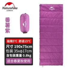 Katalog Naturehike Waterproof Outdoor 210 T Grid Kain Mat Sleeping Bag Tipe Amplop 8 Kg 190 Cm X 75 Cm Biru Hijau Ungu Intl Terbaru