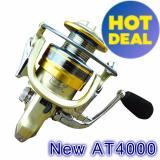 Katalog Nbs 13 1 5 5 1 Carp Feeder Fishing Reel Umpan Logam Spinning Wheel Fishing Reels At4000 Terbaru
