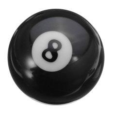 New 1PCs #8 Billiard Pool Ball Replacement Part 2.25