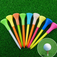 Beli New 50Pcs 85Mm Plastic Golf Tees Golf Rubber Cushion Top Equipment Accessories Intl Oem Online