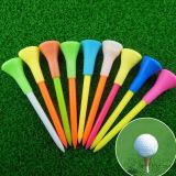Baru 50 Buah Pemain 85Mm Warnawarni Golf Tee Golf Plastik Karet Bantal Atas Oem Diskon 30