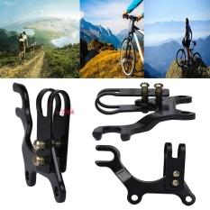 Baru Yang Dapat Rem Cakram Sepeda Bingkai Dudukan Penahan Adaptor Braket-Intl